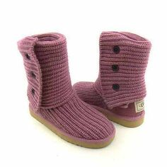Ugg Classic Cardy Boots 5819 Pink
