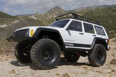 Axial's Scale Evolution: SCX10 II Jeep Cherokee Kit - RC Newb