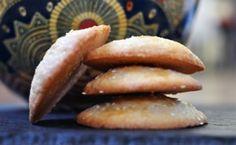 Champurradas, Guatemalan cookie recipe.