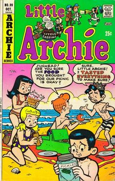 GCD :: Cover :: Little Archie #99 Bd Comics, Archie Comics, Vintage Comic Books, Vintage Comics, Romantic Comics, Betty And Veronica, Don Quixote, Call Of Duty Black, Classic Comics