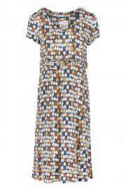 Painted Spots Dress Multi