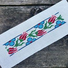 Cross Stitch Bookmarks, Cross Stitch Borders, Cross Stitch Patterns, Crewel Embroidery, Ribbon Embroidery, Cross Stitch Embroidery, Knit And Crochet Now, Albania, Needlework