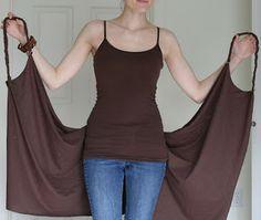 DIY : robe rapide