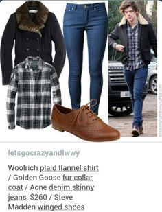 One direction inspired outfit One Direction Fashion, One Direction Outfits, Nice Outfits, Casual Outfits, One Direction Preferences, Concert Outfits, Disney Cosplay, Casual Cosplay, Disney Bound