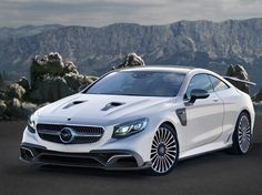 Mercedes-Benz S63 AMG Coupe by #Mansory #mbtuning #mbhess