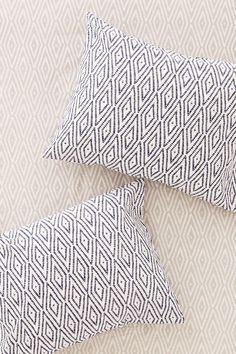 Magical Thinking Kai Geo Diamond Pillowcase Set