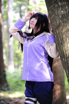Image about girl in Cosplay by Dani on We Heart It Hinata Hyuga, Naruto And Hinata, Anime Naruto, Hinata Cosplay, Costume Ideas, Costumes, Bro, Fangirl, Geek