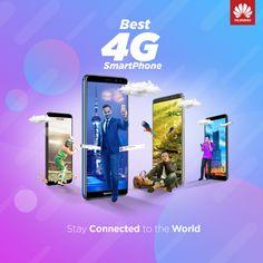 Huawei Smart Phone on Behance