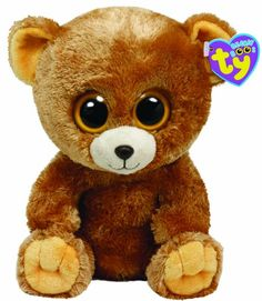 Honey the Bear - Ty Beanie Boo