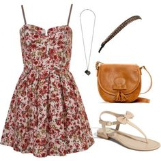Cute outfit for first date