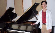 Se presentará Héctor Rosete Escobar, pianista de 16 años de edad, en el ciclo Jóvenes en la música