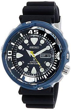 Seiko Herren-Armbanduhr Analog Automatik Silikon SRP653K1 - http://uhr.haus/seiko/seiko-herren-armbanduhr-analog-automatik