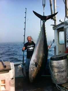 Wicked tuna splashes back to tv q a with the show s for Tuna fishing show
