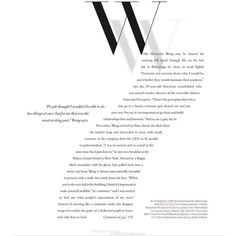 Harper's Bazaar Editorial Wang's Balenciaga , August 2013 Shot #2 ❤ liked on Polyvore featuring text, words, backgrounds, articles, magazine, fillers, quotes, effects, editorial and borders