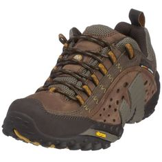b1a1cc047805 Merrell-Intercept-Mens-Sneaker-Shoes-Mocha-Color Mens Hiking Boots