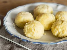 Grundrezept für Kartoffelklöße