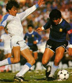 Argentina-Uruguay Copa América 1987