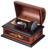 Lovely sounding, quality music box.