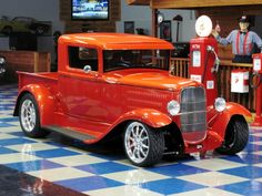 1930 Ford Model A Pickup LS1 6spd