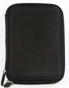 Black Nylon EVA Semi Hard Case Cover for Kindle Paperwhite, Kindle Touch Wi-Fi / 3G and Kindle // Black Friday Deals // Get a Bonus Mini Stylus Pen + EnvyDeal Velcro Cable Tie // MULTIPLE COLORS AVAILABLE! by Kroo. $12.95. Bundle Includes one Black mini Stylus Pen that can be plugged into the headphone jack while not in use. EVA wrapped with Nylon Semi Hard Case with Zipper Closure for eReaders to use alone or inside your Laptop Tote, Briefcase, Bag or Purse. Made with on...
