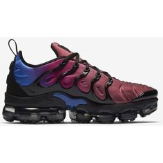 Nike Air VaporMax Plus Women's Shoe. Nike.com ($100) ❤ liked on Polyvore featuring shoes, nike footwear, nike and nike shoes