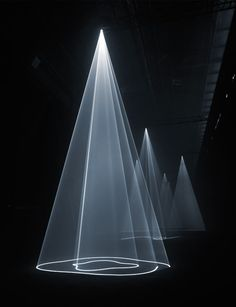 makoto tojiki - light sculptures - Google Search