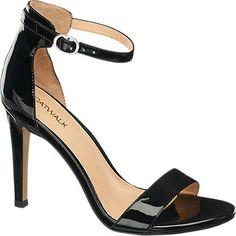 Sandalette von Catwalk in schwarz - deichmann.com