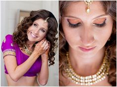 Philippa and Anurag's Bright and Beautiful Hindu Wedding by Hilary Cam Photography
