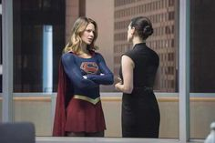 Why Lena Should Avoid Rhea's Proposition on 'Supergirl'