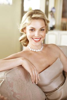 Katherine Heigl by Alexi Lubomirski. ♥♡♥♡♥✮✮ Please feel free to repin ♥ღ www.catsandme.com
