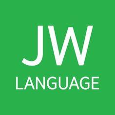 Great tool!    JW Language App | JW.ORG Help