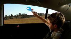 Projet WOO : General Motors pourrait transformer les vitres des voitures en écrans interactifs tactiles |