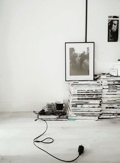 Magazines in your interior.