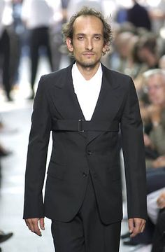 Comme des Garcons Homme Plus - StyleZeitgeist Comme Des Garcons, Suit Jacket, Breast, Menswear, Suits, Jackets, Fashion, Down Jackets, Moda