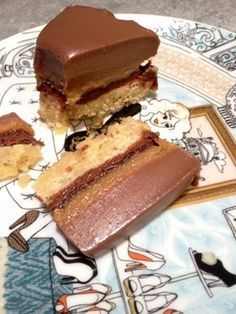 Tarte croustillante chocolat et caramel