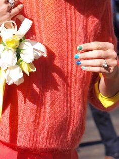 Unhas Coloridas de Elisa Nalin MFW 2012. Credit: Joice Preira