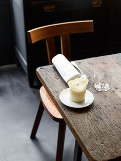 Lyle's + Septime - Cereal Magazine #simple #interiors #timber