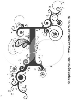 Here You Can See The Free Clipart Letter T With Pink Flowers Collection Use These For Your Documents