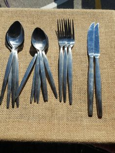 Check out this item in my Etsy shop https://www.etsy.com/listing/269964062/16-piece-ekco-eterna-prince-flatware