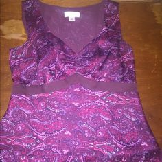 "Selling this ""Ann Taylor Loft Shirt"" in my Poshmark closet! My username is: shelbygirl2181. #shopmycloset #poshmark #fashion #shopping #style #forsale #Ann Taylor #Tops"