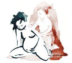 Astuces pour affronter la douleur d'un accouchement naturel