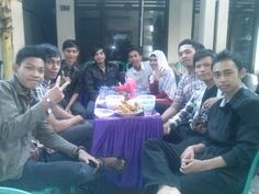 My friend wedding party
