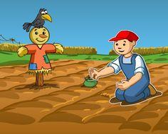 Plants and flowers: Recurso para, a través de canciones e historias en inglés, aprender de una planta y su ciclo vital | Educación Infantil. Lengua