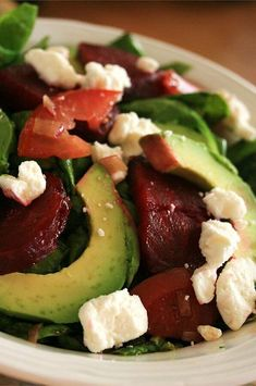 """My Favorite Beet Salad 