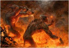 Fantasy Illustrations by JohannBodin