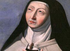 St Teresa of Avila was born 500 years ago today in Gotarrendura, Spain