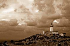 Cabo formentor - Mallorca - España