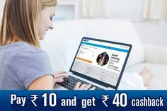 Lott! Pay Rs 10 using Paytm Wallet on Groupon India & Get Rs 40 Cashback  #Paytm #Cashback #Discount #Groupon #India #Shopping #Wallet #Coupon