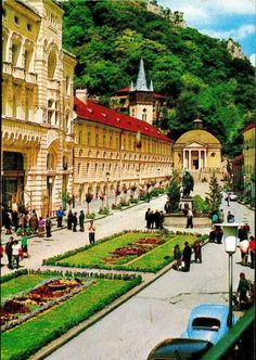 Romania Travel, Bulgaria, Mansions, House Styles, Places, Image, Home Decor, Postcards, Romania