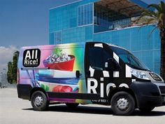 Vehicle wraps and graphics - Cut turnaround times dramatically #hplatex